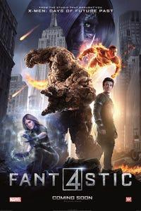 Fantastic Four as D.C. General Official