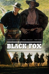Black Fox as Dwayne Holtz