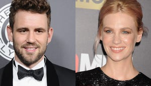The Bachelor's Nick Viall Is Apparently Dating Mad Men's January Jones