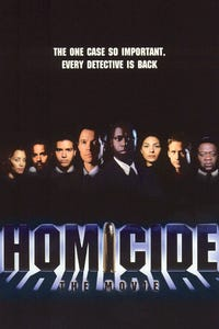 Homicide: The Movie as Eric Thomas James