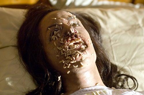 "Masters of Horror - Season 2, ""Sounds Like"" - Laura Margolis as Brenda"