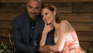 Grey's Anatomy's Sarah Drew Is Just as Devastated as You Are About Jackson and April Not Being Endgame