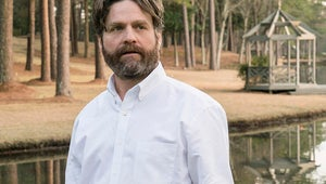 Zach Galifianakis Is a Real Journalist on America Divided