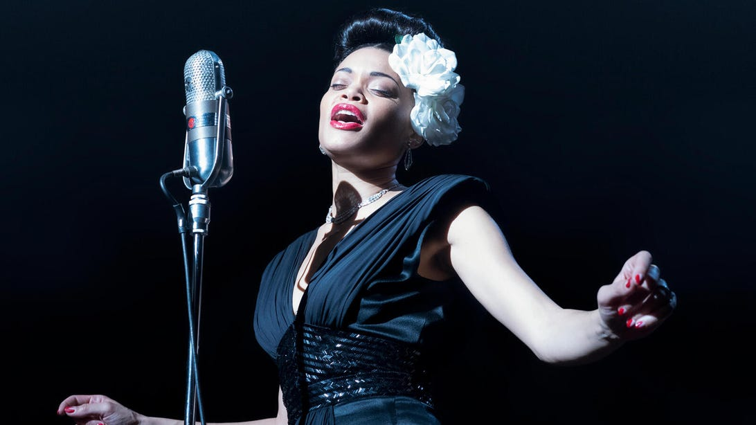 Audra Day, The United States vs. Billie Holiday