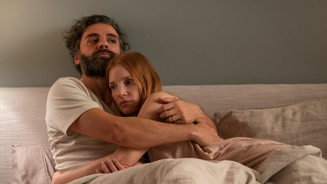 Oscar Isaac and Jessica Chastain, Scenes from a Marriage