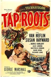 Tap Roots as Gen. Johnston