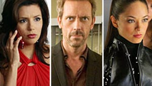 Mega Buzz on Housewives, House, Smallville & More!