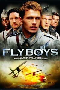 Flyboys as Capt. Thenault