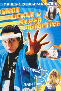 Snot Rocket and Super Detective
