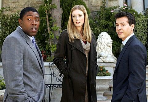 "Close to Home - Season 2, ""Legacy"" - Cress Williams, Jennifer Finnigan and Jon Seda"
