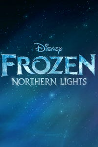 LEGO Frozen Northern Lights as Olaf