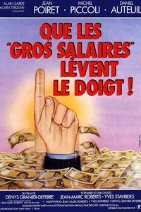Que les gros salaires lèvent le doigt ! as Odile