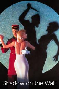 Shadow on the Wall as Olga