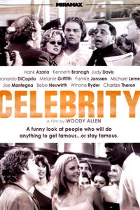 Celebrity as Elaine's Book Party Guest