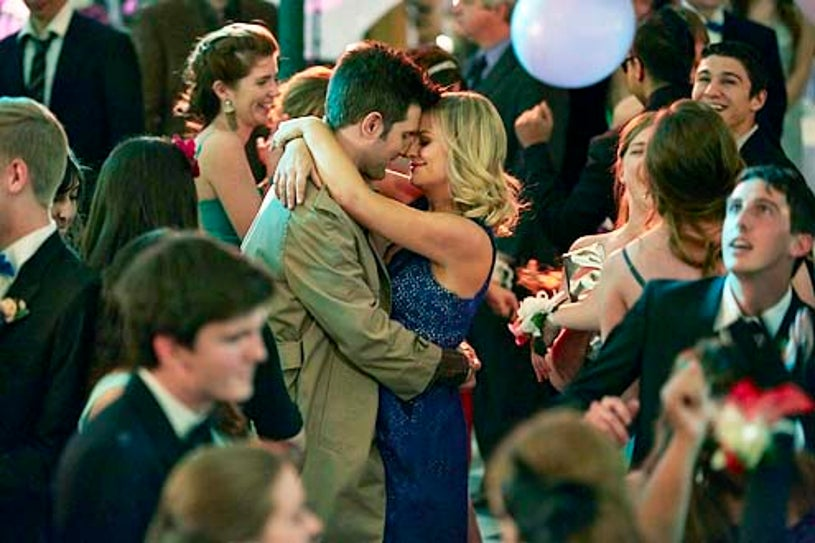 """Parks and Recreation - Season 6 - """"Prom"""" - Adam Scott and Amy Poehler"""