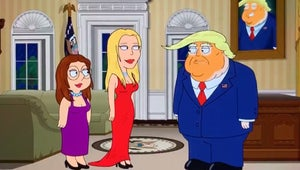 Trump Creeps on Ivanka in Family Guy Teaser That's Sure to Cause a Tweetstorm