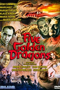 Five Golden Dragons as Dragon #4