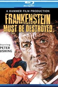 Frankenstein Must Be Destroyed as Baron Frankenstein