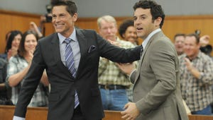 Why The Grinder Is the Funniest New Comedy of the Season