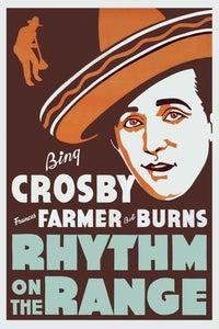 Rhythm on the Range as Robert Halliday