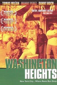 Washington Heights as Raquel