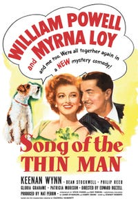 Song of the Thin Man as Mitchell Talbin