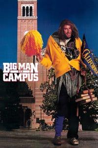 Big Man on Campus as Dr. Oberlander