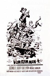 The Flim-Flam Man as 1st Fertilizer Man