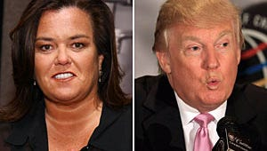 Donald Trump: Rosie O'Donnell Is a Failure