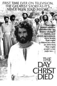 The Day Christ Died as Jesus Christ