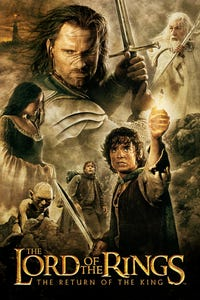 The Lord of the Rings: The return of the King as Frodo