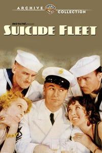 Suicide Fleet as 'Baltimore' Clark