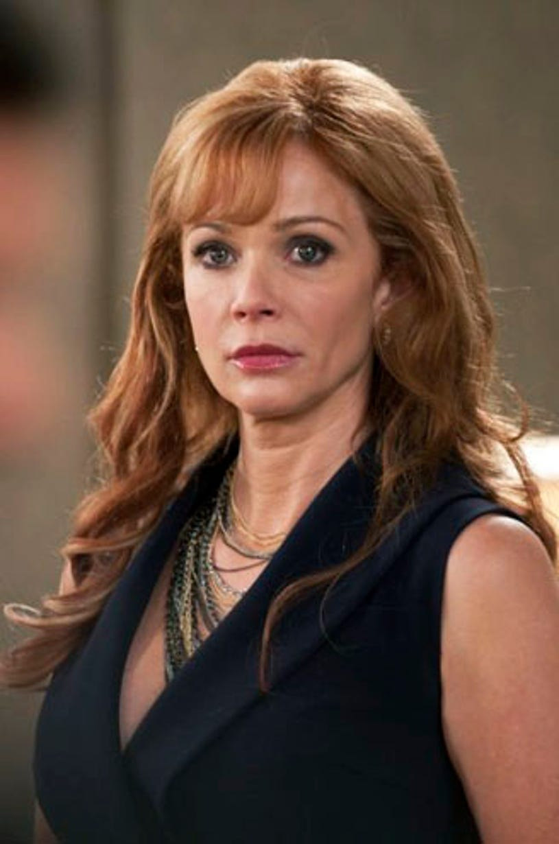 """Covert Affairs - Season 1- """"House of Holy"""" -  Lauren Holly as Madeline Jarvis"""