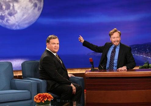Conan - Season 1 - Andy Richter and Conan O'Brien