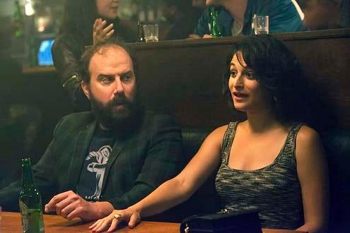 """Married - Season 1 - """"Pilot"""" - Brett Gelman and Jenny Slate"""