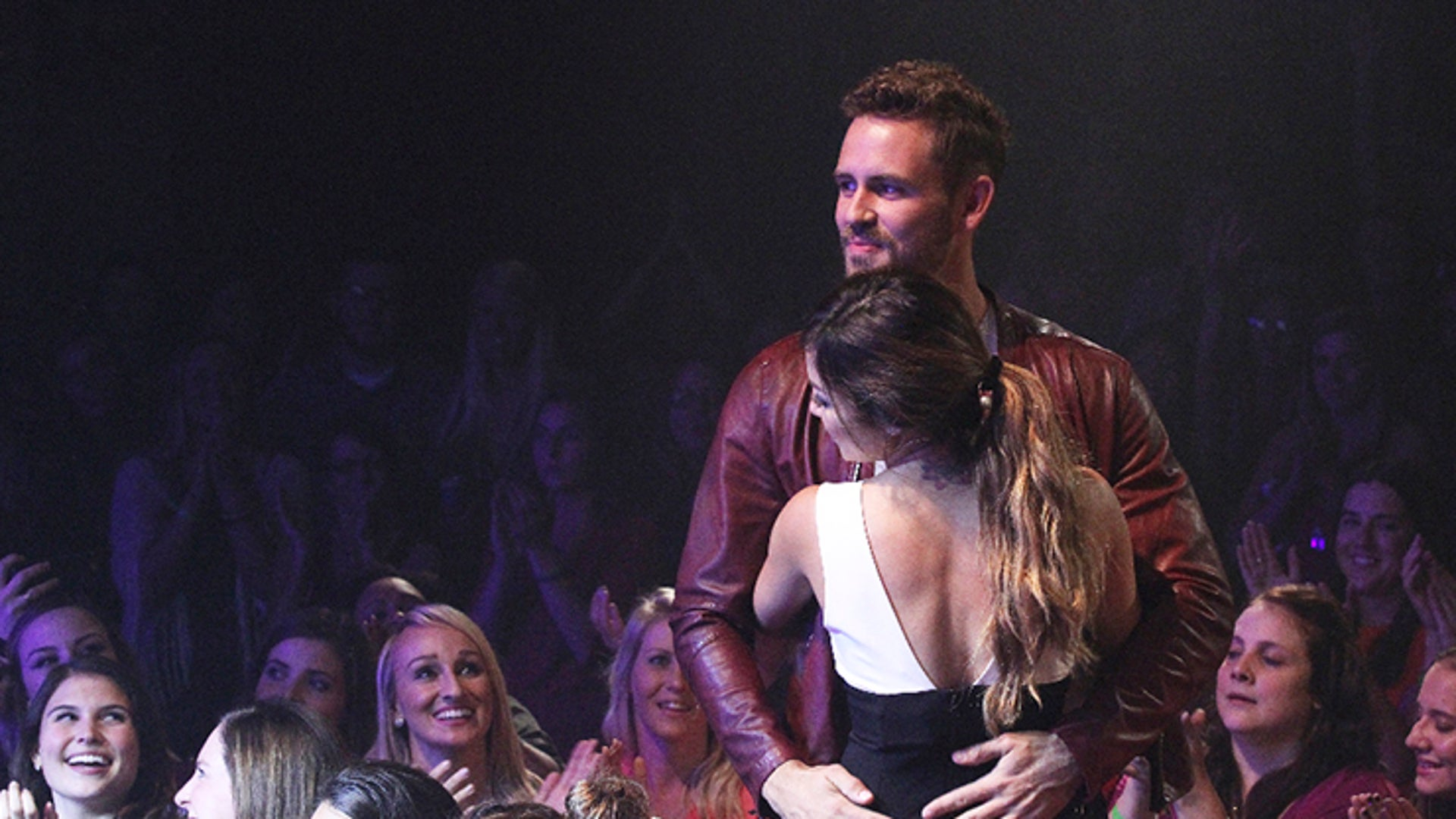 ​Nick Viall and Danielle L., The Bachelor