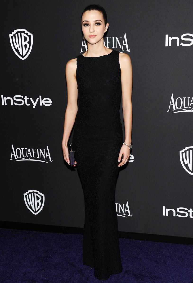 Katie Findlay - WB InStyle Golden Globe After Party in Beverly Hills, California, January 11, 2015