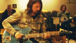 Dave Grohl Talks Musical Journeys on HBO's Foo Fighters Sonic Highways