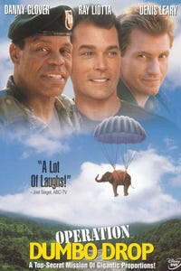 Operation Dumbo Drop as Goddard