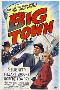 Big Town as Mrs. Crane