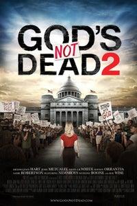 God's Not Dead 2 as Grace Wesley