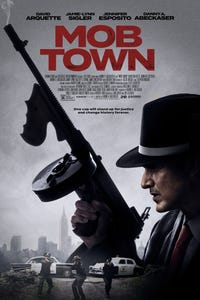 Mob Town as Ed Croswell