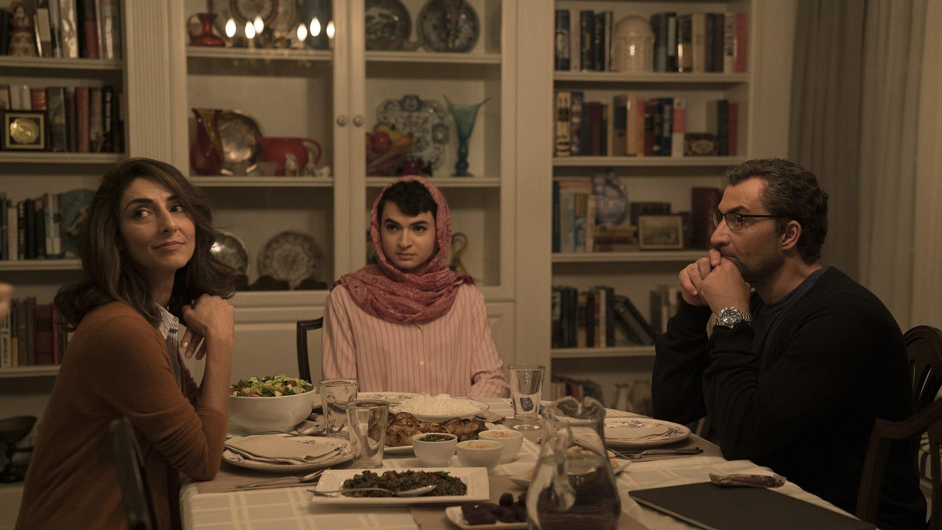 Necar Zagaden, Marwan Salama and Peter Macdissi, Here and Now