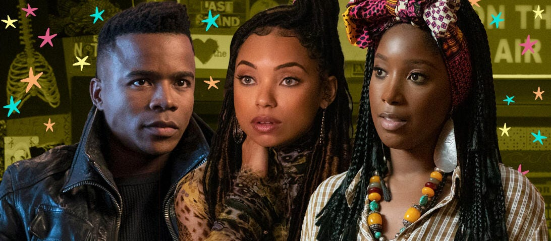 Dear White People for 100 Best Shows