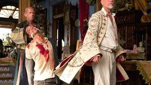 First Look: John Malkovich Channels Blackbeard on NBC's Crossbones