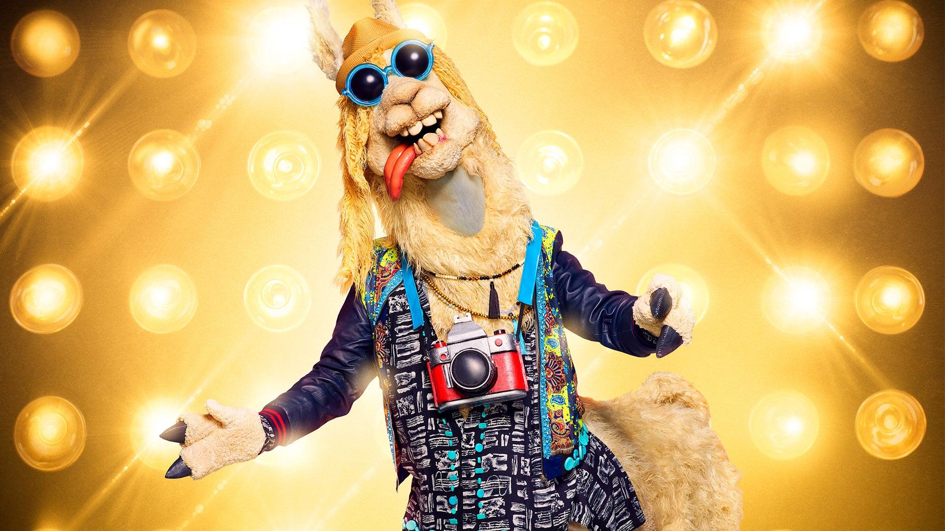 The Llama, The Masked Singer Season 3