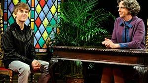 "Saturday Night Live: Dana Carvey Brings Justin Bieber, ""Wayne's World"""