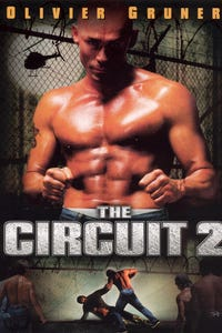 The Circuit 2: The Final Punch as Baxter
