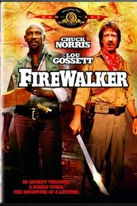 Firewalker as Max Donigan