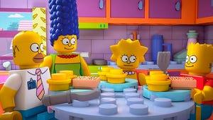 Weekend TV: LEGO My Simpsons, Resurrection Finale